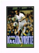 Andros Townsend Autograph Photo Signed